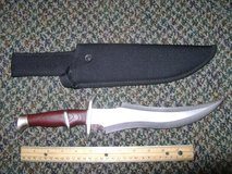 Rostfrei Stainless steel Bowie Knife in Las Vegas, Nevada