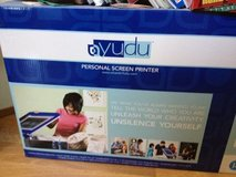 NEW - YU DU T-SHIRT PRINTER in Fort Lewis, Washington