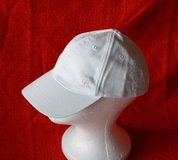 H&M  girls white  hat    very good  for tennis in Chicago, Illinois