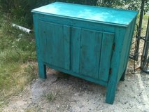 Turquoise Server/Buffet Make me an Offer! in Melbourne, Florida