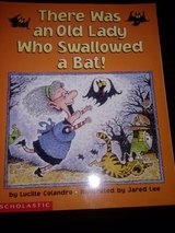 There Was An Old Lady Who Swallowed A Bat! softcover book in Camp Lejeune, North Carolina
