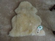 Lamb skin rug in Bolingbrook, Illinois