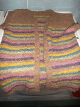 Hand Knitted Multi Color Top/Vest in Ramstein, Germany