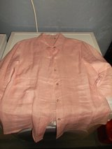 Yessica Pink SILK SHIRT Size (DE) 40 (US 12-14) in Ramstein, Germany