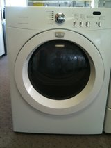 "27"" LG FRONTLOAD WASHER STACKABLE 4.5 CU.FT REFURBISHED 30 DAY WARANTY in Fort Belvoir, Virginia"