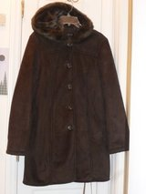 Braetan Large ladies hooded Coat in Fort Bragg, North Carolina